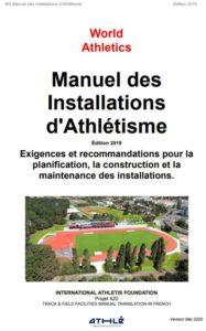 Manuel des Installations d'Athlétisme